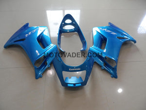Kawasaki Zzr250 Light Blue Fairing
