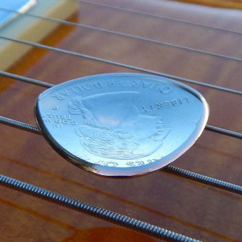 World Winds:Ergonomic Guitar Pick - You Pick The State - Highly Polished