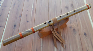World Winds:Anasazi Bamboo Flute - Traditional Scale