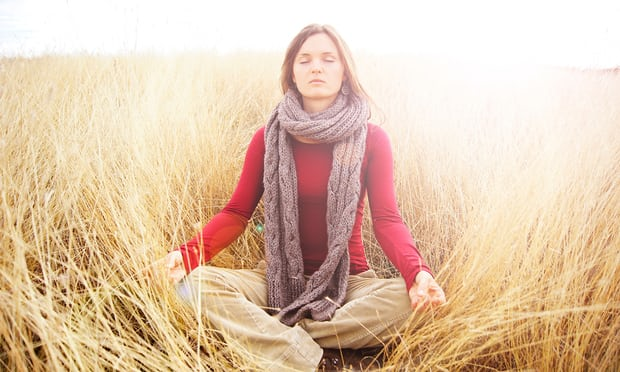 How yoga and meditation can help social care workers deal with trauma