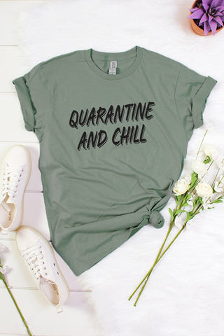 Quarantine T shirt