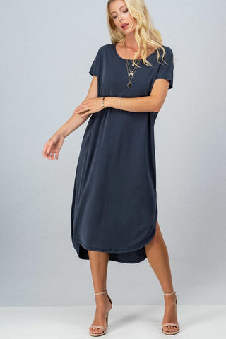 Look For Comfort Midi Dress Sale !
