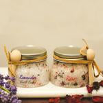 SPA SALTS made with essential oils