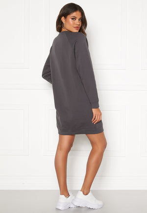 Jenn Sweatshirt Dress with Pockets - Made in US