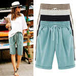 Women's Loose Pajama Shorts - RishWish