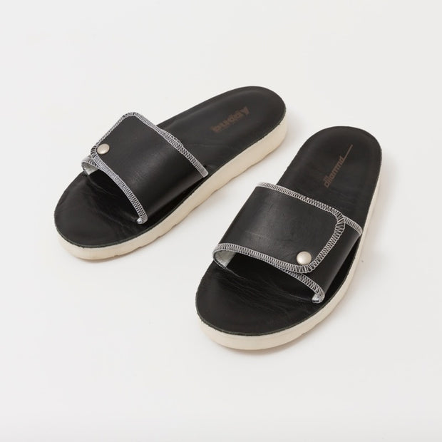 Lockstitch Leather Sandal【2020春夏先行予約】