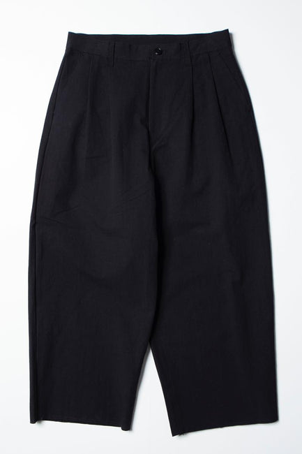 Japanese Paper 2tuck Pants