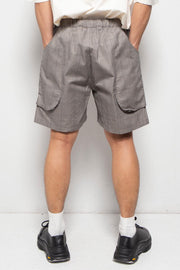 Glen Check Easy Shorts