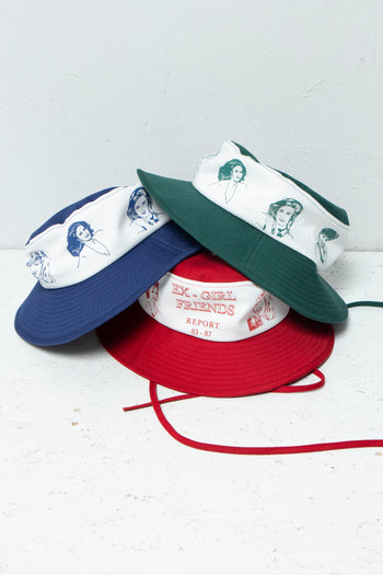 PAINTER STRAP HAT