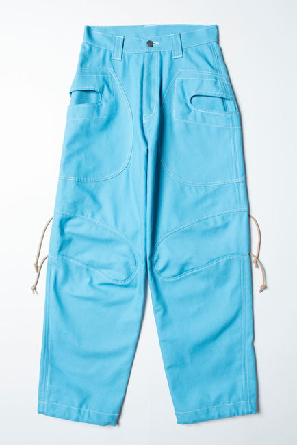 PANTS OD-008-DRP BLUE