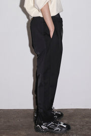 Layered Wide Trousers