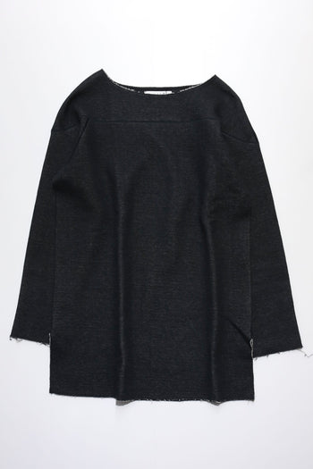 L/S Long Knit and Sewn