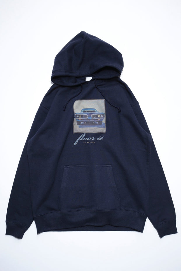 CLASSIC CAR HOODIE TYPE3