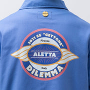Aletta Sticker Shirt Jacket【先行予約】