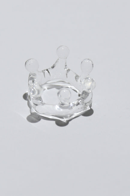 water crown ring