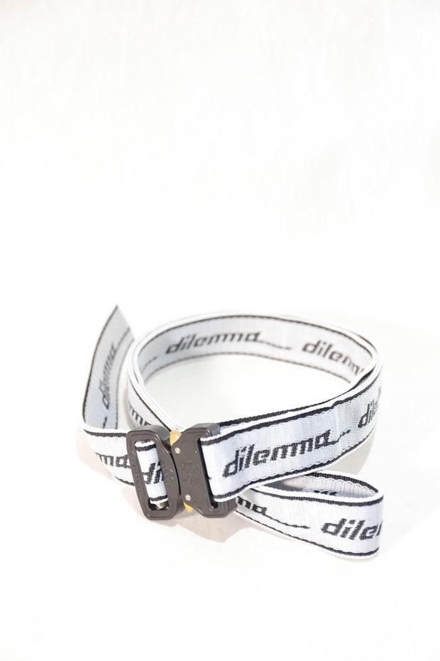 dilemma Logo belt