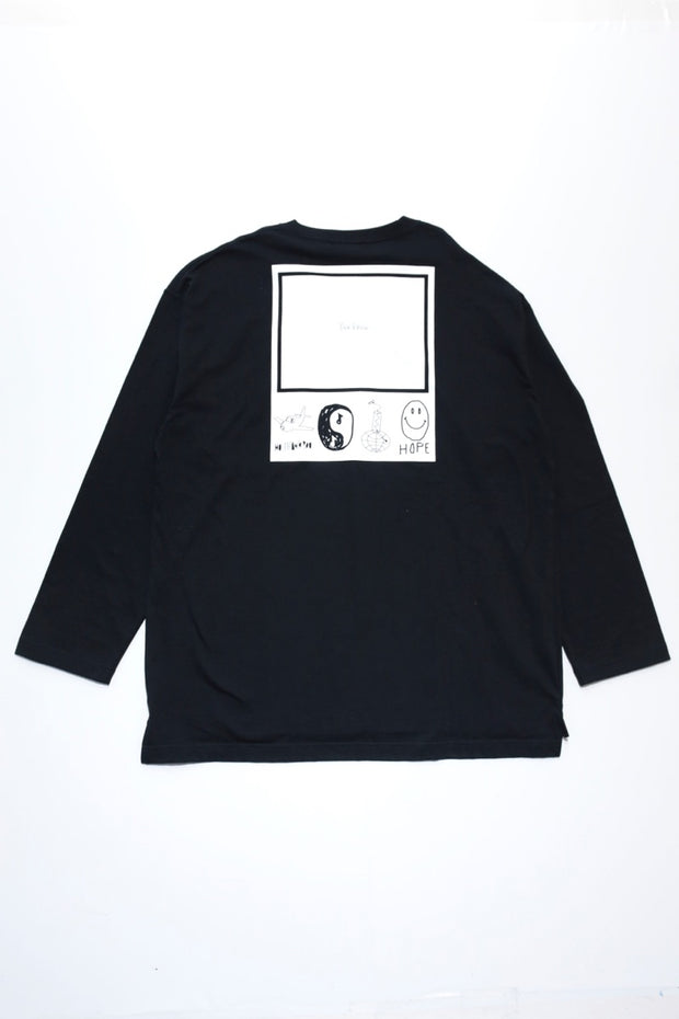 YOU KNOW L/S TEE