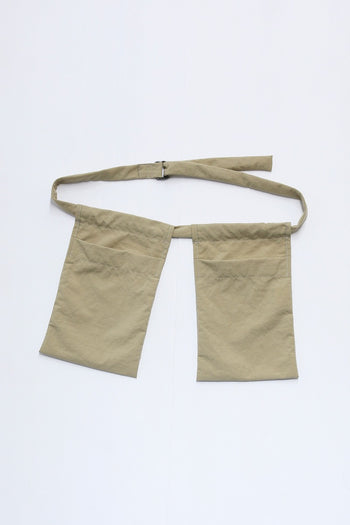 Square Pocket Belt