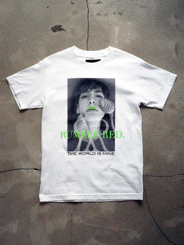 Photo Graphic Tee 【2020SS 先行予約】