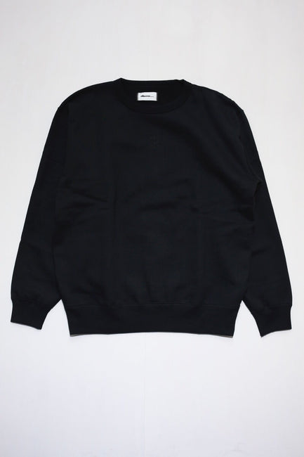 Theme Sweat Shirt BLK