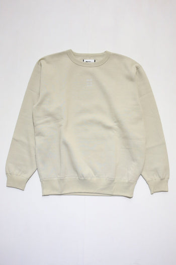Theme Sweat Shirt BEG