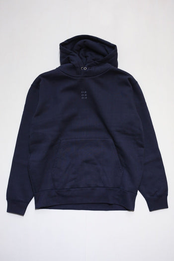 Theme Sweat Parka NVY
