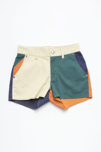 Multifaceted shorts
