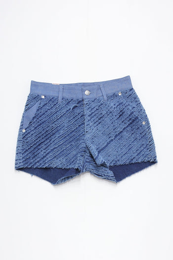 Nevermind denim shorts