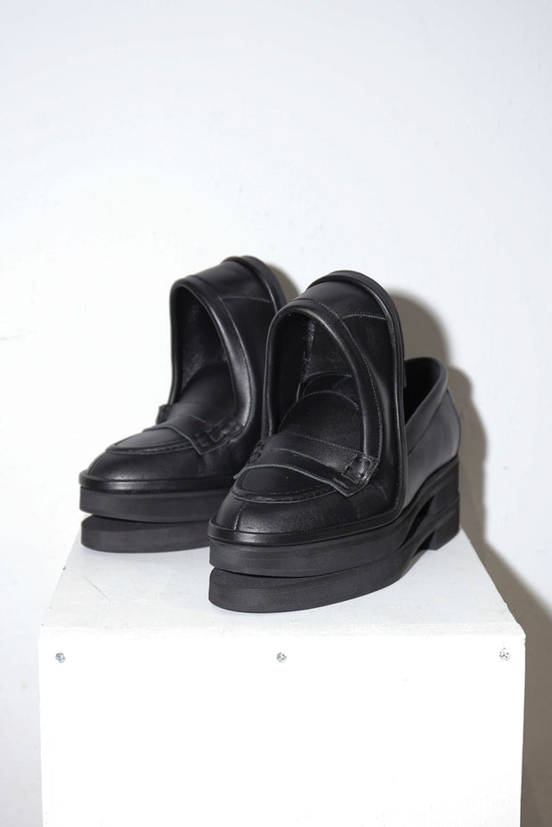 先行予約 Double Shape Loafer