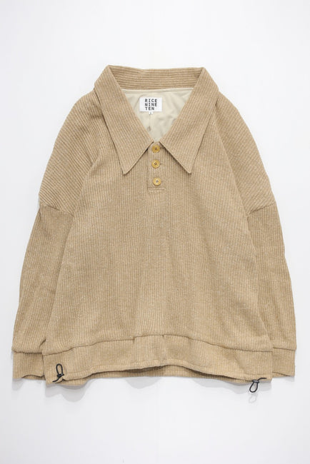 JAZZ TEREKO KNIT OUTERWEAR POLO