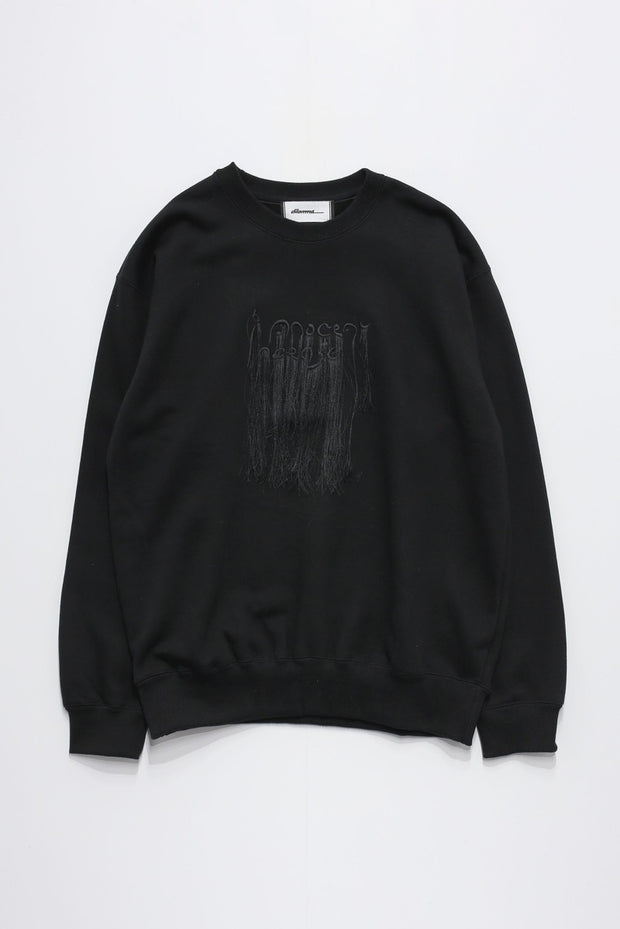 Theme Embroidery Sweat