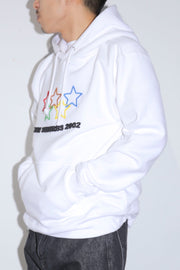 3D EMBROIDERY HOODIE
