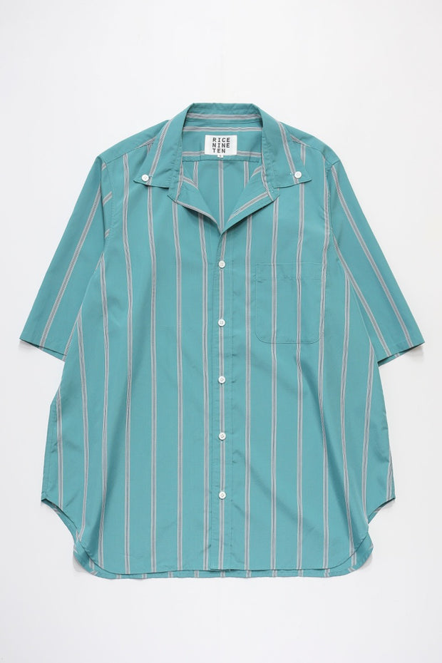 OPEN COLOR BUTTON DOWN SHIRT