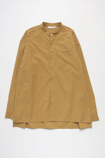 L/S Stand Collar Shirts
