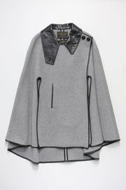 Military Poncho Coat