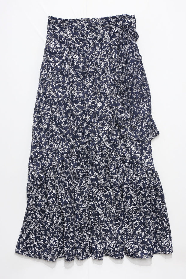 cloudy memories gathered skirt nv-w