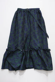 flower apron skirt