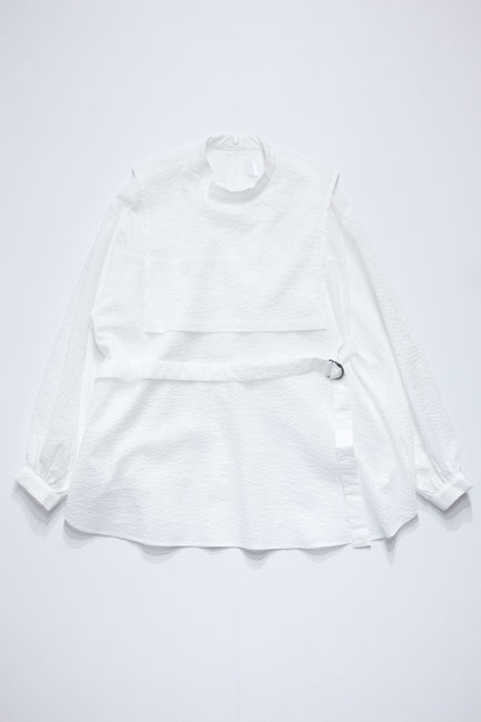 Double Sailor Collar Blouse