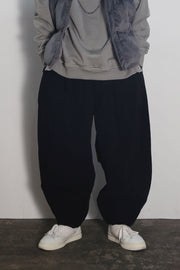 CORUDROY WIDE PANTS