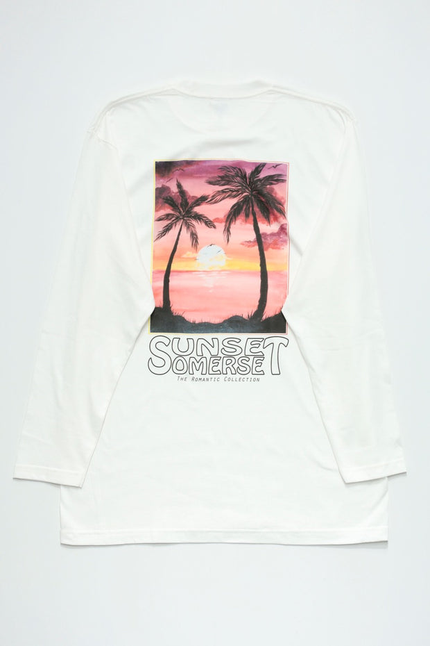 SUNSET SOMERSET  L/S TEE