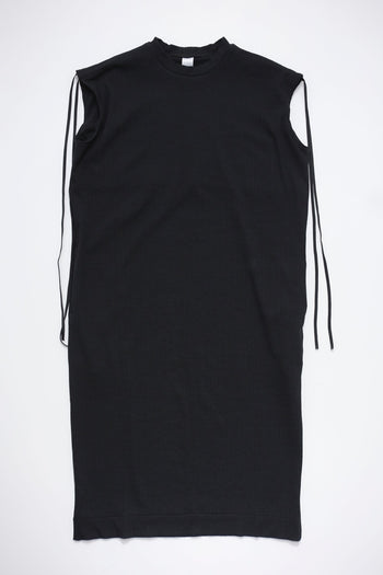 Tuck Up Jersey Dress