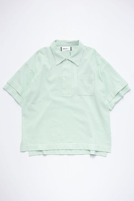 Double Sleeve Polo Shirt