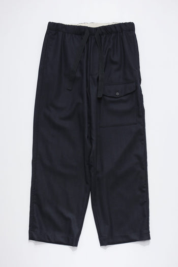Wool 5pocket Easy Pants