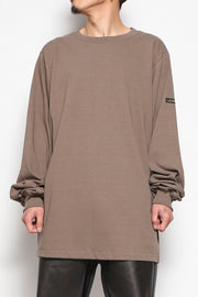 LOOSE SLEEVE L/S TEE