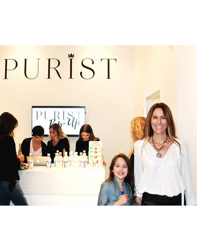 Purist Pop Up Event at Westfield Century City