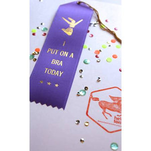 Funny Award Ribbons from The Heirloom Tomato's - The Local Variety