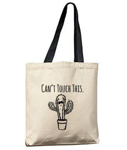 Canvas Tote Bags Market Gift Reusable Vegetable Funny from Moonlight Makers