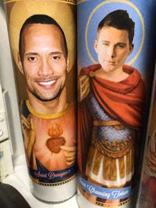 Funny Prayer Candles - The Local Variety