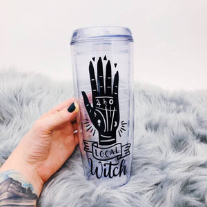 Local Witch Reusable Tumbler