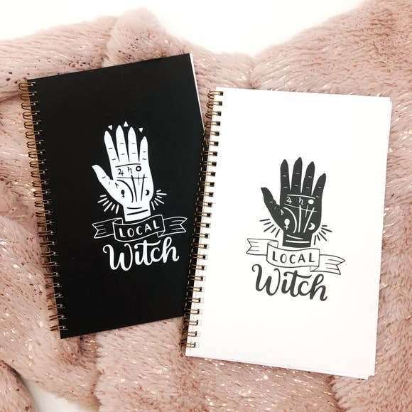 Local Witch Notebook